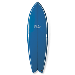Rent Gerry Lopez- Something Fishy Twin fin/Quad