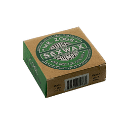 SEXWAX Quick Humps green COOL  to MID WARM