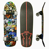 NITRO SURFSKATE HERMANOS - 32''