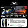 NITRO SURFSKATE CARLOS BURLE TAHITI- 32''