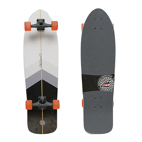 JAWSBOARDS NITRO SURFSKATE SURF GRADIENT - 34,5''
