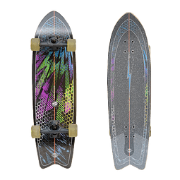 NITRO SURFSKATE SHOCK WAVE - 33''