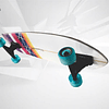 JAWSBOARDS NITROSKATE COLOUR STRIPES - 33''