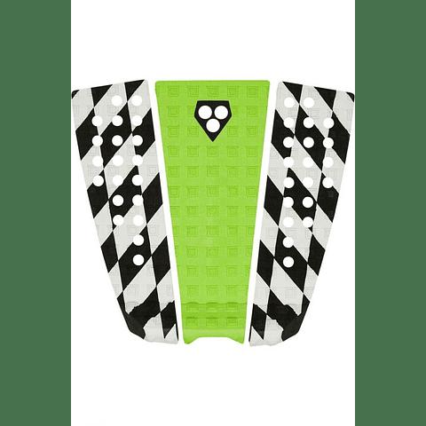 DECK GORILLA KYUSS GREEN RACE CHECK
