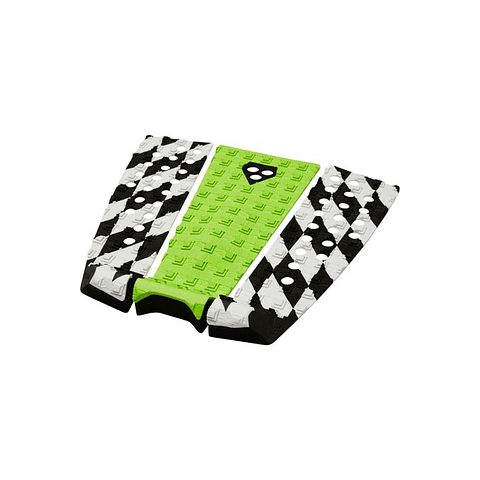 DECK GORILLA KYUSS GREEN RACE CHECK