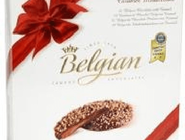 Chocolate Belgian Raspberry Deligh