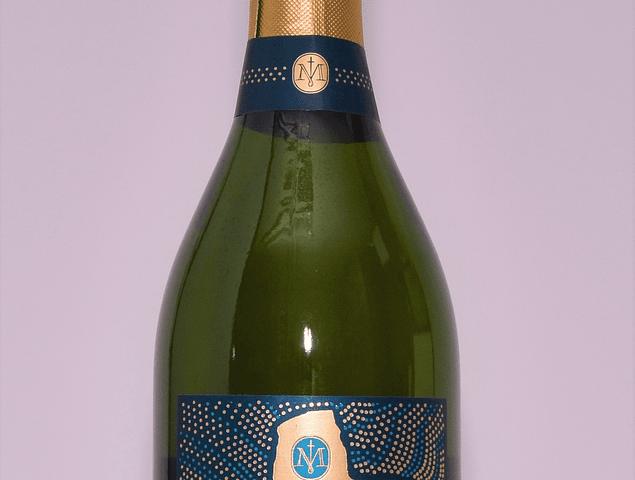 Botella de Espumante