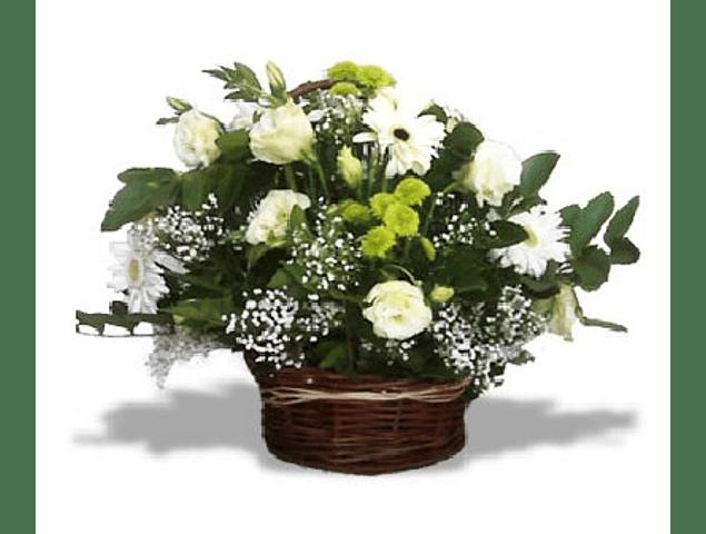 Canastillo Flores Mixtas