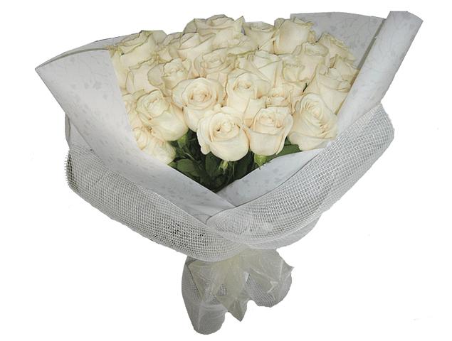 Ramo de 30 Rosas Ecuatorianas