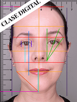 CLASE DIGITAL: VISAGISMO