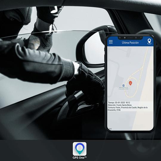 Servicio instalación GPS One™ + adaptador