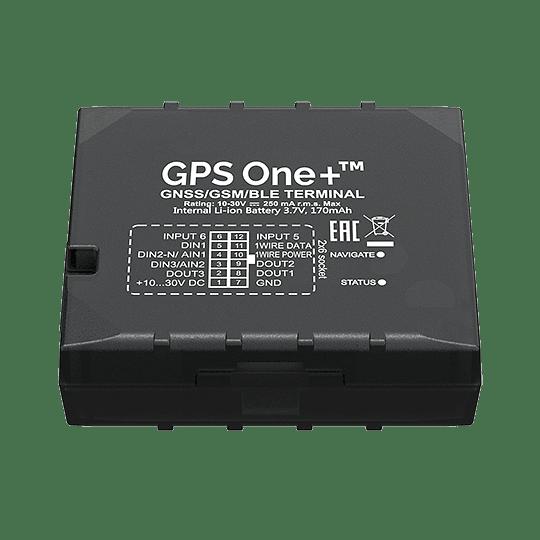 GPS One+™ Tracker + Corta Corriente* + App web de rastreo online + instalación grátis - Image 2