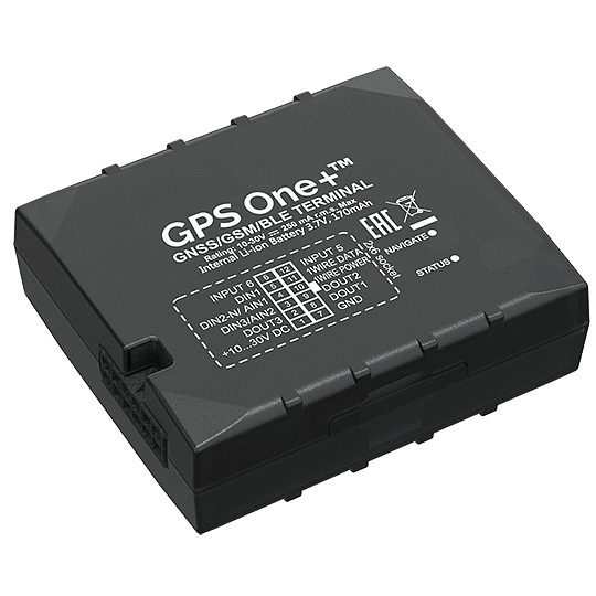 GPS One+™ Tracker + Corta Corriente* + App web de rastreo online + instalación grátis - Image 1