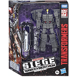 Astrotrain Leader Class, Transformers Siege
