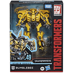 Bumblebee Deluxe Class #49, Transformers Studio Series