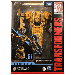 Constructicon Skipjack Voyager Class #67, Transformers Studio Series