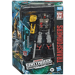 Ironworks Deluxe Class, Transformers Earthrise