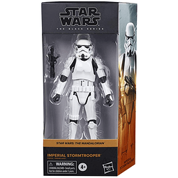 """Imperial Stormtrooper """"Star Wars: The Mandalorian"""", The Black Series Wave 26"""