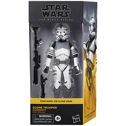 "Clone Trooper (Kamino) ""Star Wars: The Clone Wars"", The Black Series Wave 26"