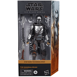 "The Mandalorian [Beskar] ""Star Wars: The Mandalorian"", The Black Series Wave 26"
