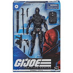 Snake Eyes, G.I. Joe - Classified Series