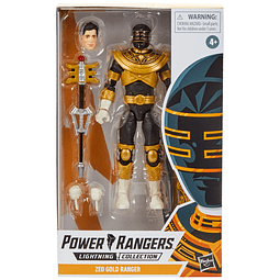 Zeo Gold Ranger, Power Rangers Lightning Collection Wave 5