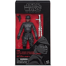 "Finn (First Order Disguise) ""Star Wars: Episode VIII,"" The Black Series"