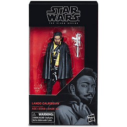 "Lando Calrissian ""Solo: A Star Wars Story"", The Black Series"