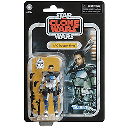 "Arc Trooper Fives ""Star Wars: The Clone Wars"", The Vintage Collection Wave 15"