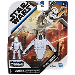 Clone Trooper, Star Wars - Mission Fleet