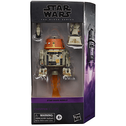 "Chopper (C1-10P) ""Star Wars: Rebels"", The Black Series"