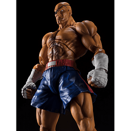 "Sagat ""Street Fighter V"", S.H.Figuarts -Tamashii Web Exclusive-"