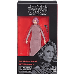 "Vice Admiral Holdo ""Star Wars: Episode VIII"" , The Black Series"