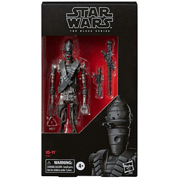 "IG-11 ""Star Wars: The Mandalorian"", The Black Series - Exclusive"