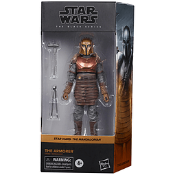 "The Armorer ""Star Wars: The Mandalorian"", The Black Series Wave 27"