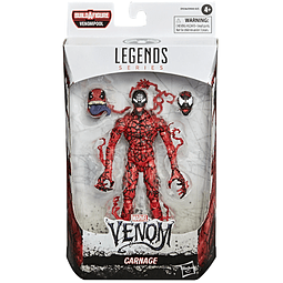 Carnage (Venompool Wave), Marvel Legends