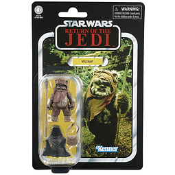 "Wicket ""Star Wars: Episode VI"", The Vintage Collection Wave 14"