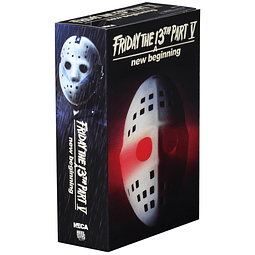 "Ultimate Roy Burns ""Friday The 13th Part 5"", NECA"