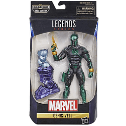 Genis-Vell (Kree Sentry Wave), Marvel Legends