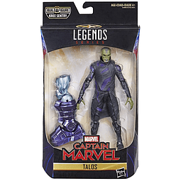 Talos (Kree Sentry Wave), Marvel Legends