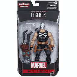 Marvel's Crossbones (Crimson Dynamo Wave), Marvel Legends