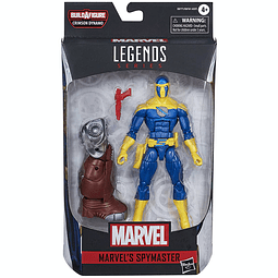 Marvel's Spymaster (Crimson Dynamo Wave), Marvel Legends