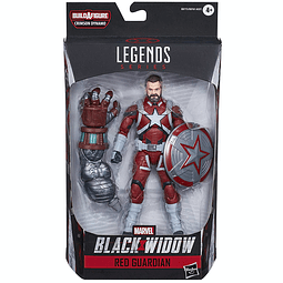 Red Guardian (Crimson Dynamo Wave), Marvel Legends