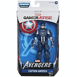 Captain America (Abomination Wave), Marvel Legends