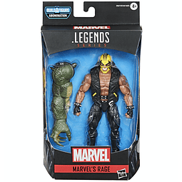 Marvel's Rage (Abomination Wave), Marvel Legends