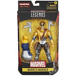 Marvel's Maverick (Strong Guy Wave), Marvel Legends