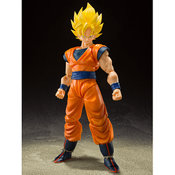 "[Agotada] Super Saiyan Full Power Son Goku ""Dragon Ball Z"", S.H.Figuarts"
