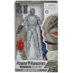 Mighty Morphin Z Putty, Power Rangers Lightning Collection Wave 7