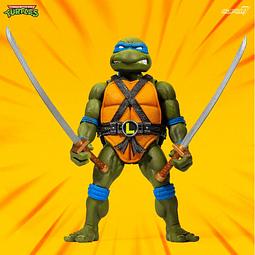 """Leonardo """"Teenage Mutant Ninja Turtles"""", Super7 - TMNT Ultimates Series 2"""