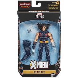 Weapon X (Sugar Man Wave), Marvel Legends